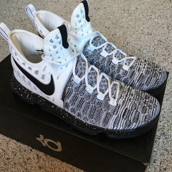 purchase cheap 7af9e 8ca80 promo code nike kd 9 oreo eeeb5 5462d
